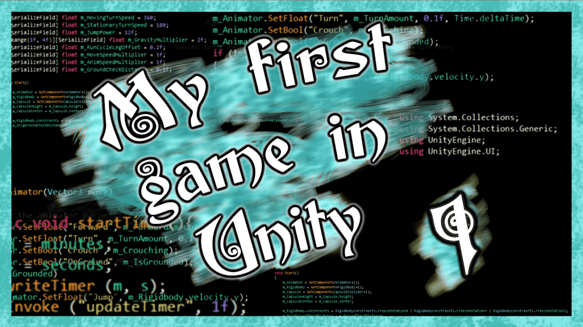 Labyrinth Game in Unity - #7 Programming the countdown Timer
